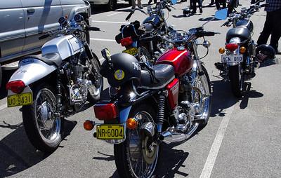 All-Norton Ride 2013