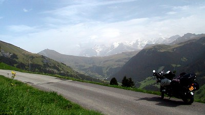Alpes  Septembre 2008