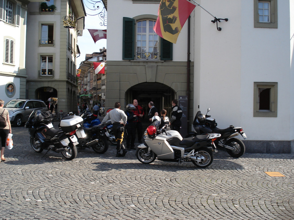 Some last minute intel, home base in Thun Switzerland