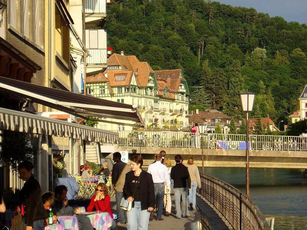 Great food in Switzerland including Italian - Thun Switzerland