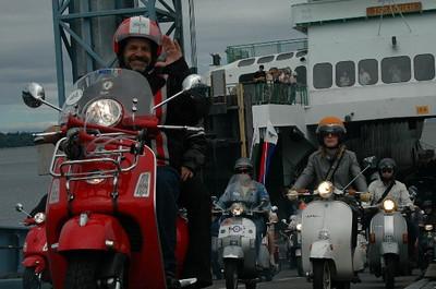 Amerivespa 2007 Seattle