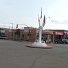 milepost '0', Dawson Creek, BC