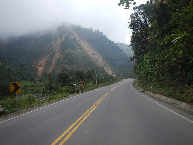 Andes, Amazon, Pacific Coast Tour November 2013