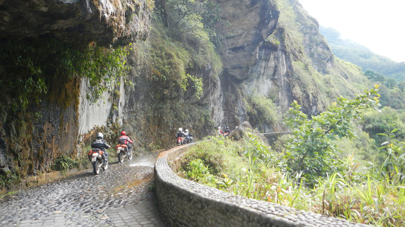 Andes, Amazon and Pacific Coast Tour  -  January 2013