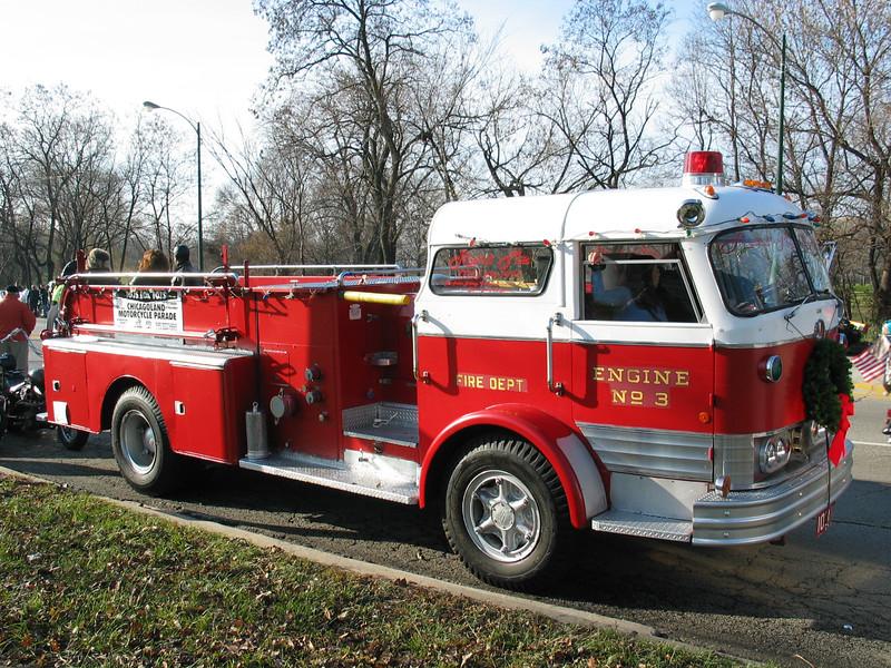 Firetruck Engine No 3