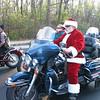 Santa on a Harley?
