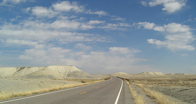 nov 6, 2007, @ 12 noon, Colorado, on US 160, just easdt of Four Corners