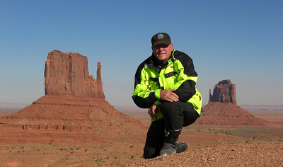 Nov 6, 2007, @  2:30pm,  Monument Valley  Navaho Tribal Park,  The Mitten Buttes. Is this place spectacular or what!