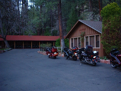 Oak Creek Canyon motel