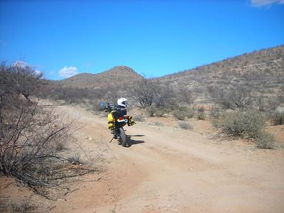 AZ Dirt Roads 2012-02-12