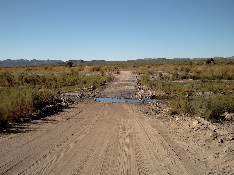 Big Sandy crossing, 17 Mile Road