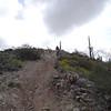 Boulders OHV Mile Marker 11.5 Hieroglyphic Mountains