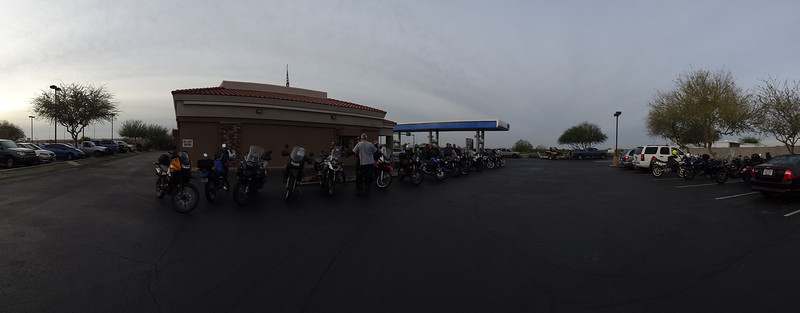 Arizona Adventure Riders Group Apache Trail to Young via the Desert to Tall Pines Hwy