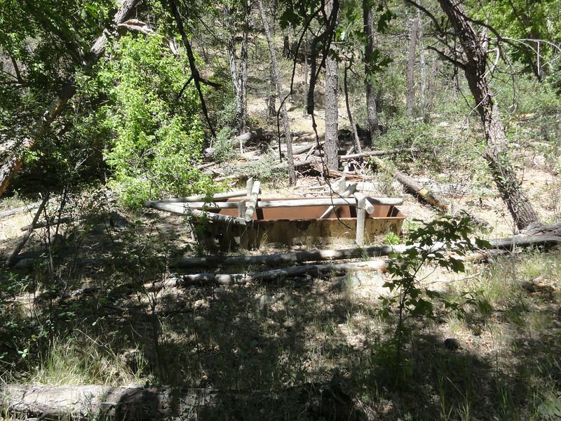Lynx Lake Water Shed Bodie Trails End Bannie Mine Loop