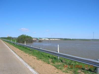 Arkansas April 2008