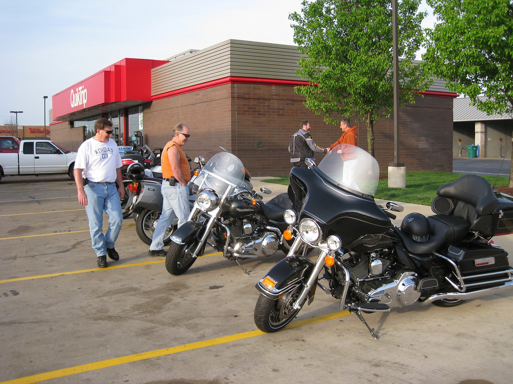 The Harley Contingent