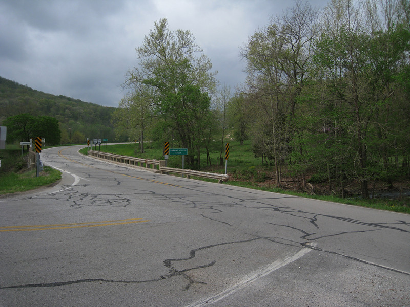 Routes 23 and 16.  Awesome roads, as were all of the ones for today's ride.