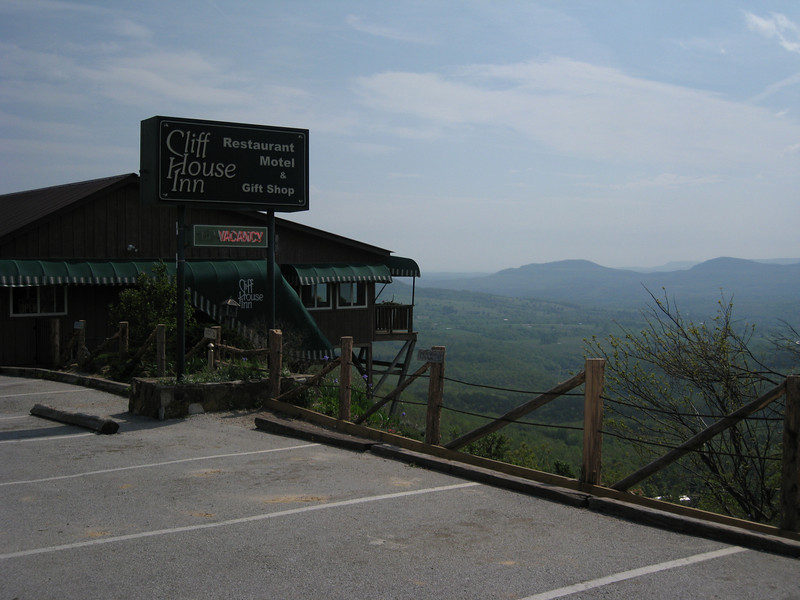 Excellent food, excellent view.  A must-stop on Route 7.