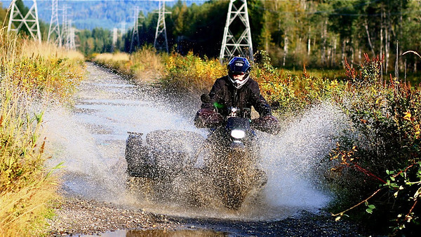 Assorted Dual Sport rides 2011