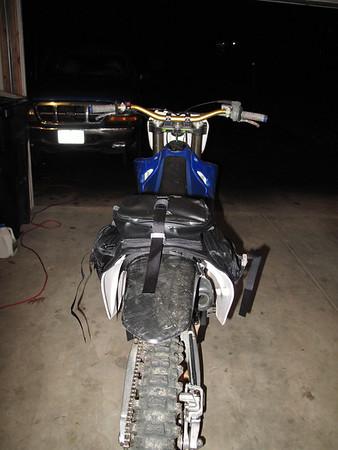Nomad Rider Out n Back Bag