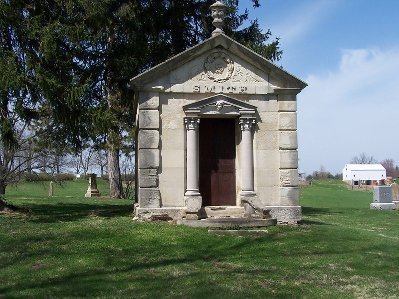 Smith Mausoleum 1