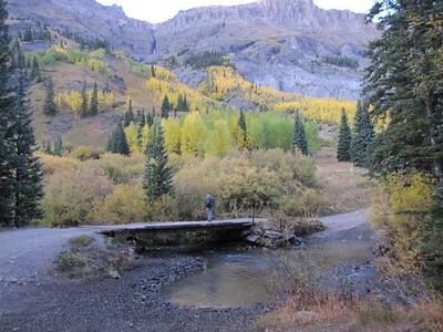 Atlas Mine Bike/Hike, Ouray CO - 10/1/2011