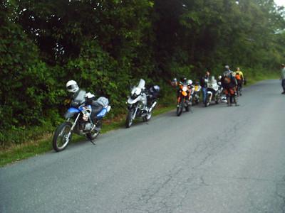 Aug 06 Hermys ride