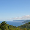 View near Cape North, NS...
