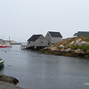 Peggy's Cove Harbor.