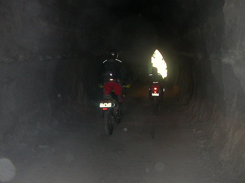 Tunnel Inside