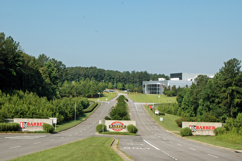 Barber Motorsports Park is a very special place. The racetrack's challenging layout, saftey and beauty make it one of the best racing venues in America, especially for club-level competitors.