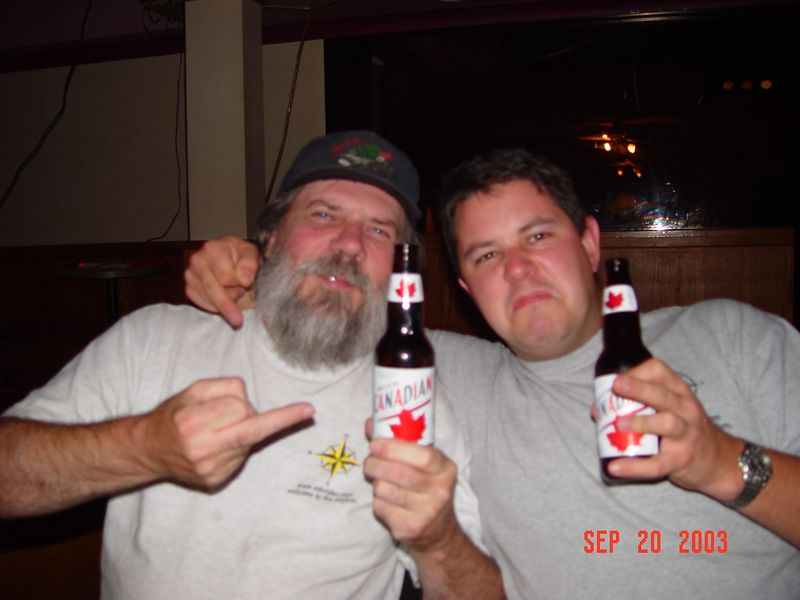 31 Mr  Cob, and Loadedagain