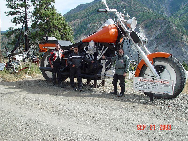 54 Giant Harley