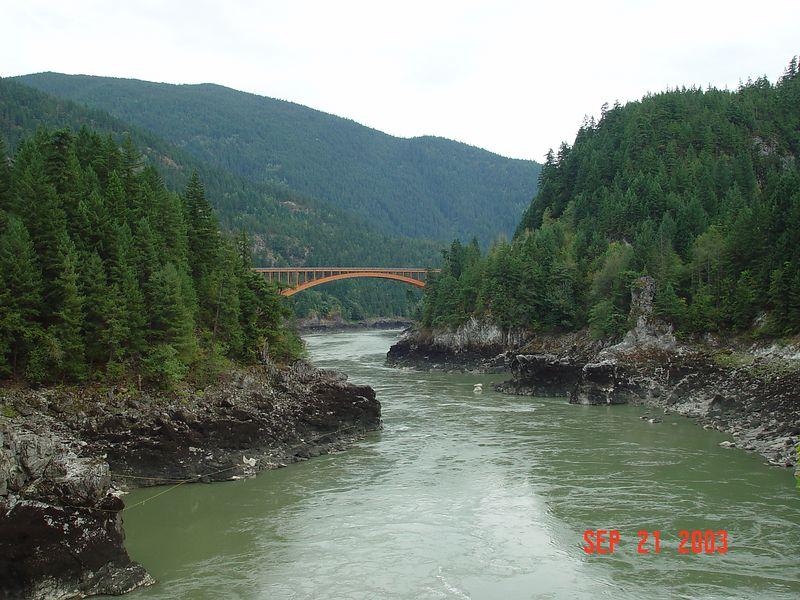 61The new bridge
