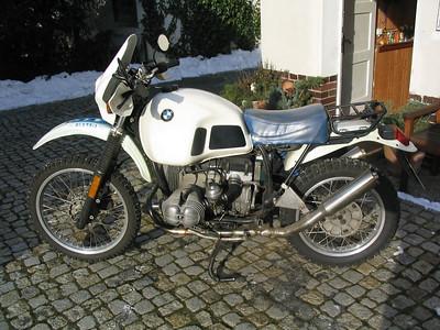 BMW 80 G/S PD