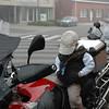 Coole bikers worden niet graag gefotografeerd