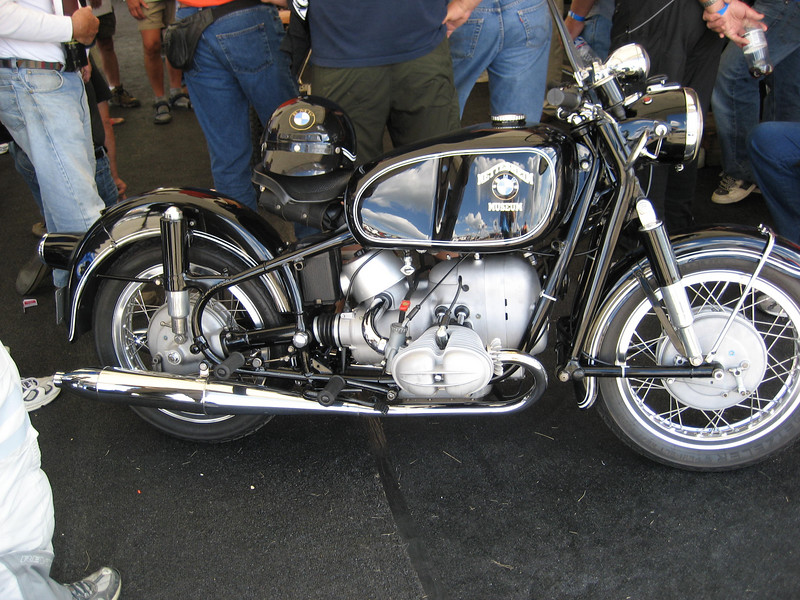 one of the many old vintage bikes from the Netteshiem Museum.  What a collection this guy has!