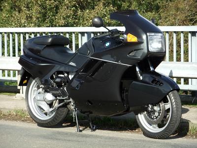 BMW K1 Classic Black