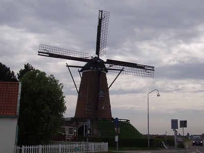 Nooit Gedacht in Cadzand - Zeeland NL, Voor meer info, zie  http://www.molendatabase.nl/nederland/molen.php?nummer=868
