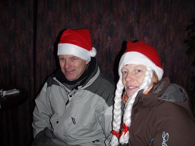 """Kerstavond in """"Ter Heide"""" 2009"""