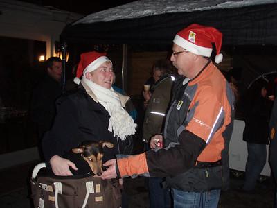 """Kerstavond in """"Ter Heide"""" 2010"""