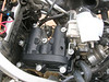 Valve Cover  exposed for 12K valve clearance check