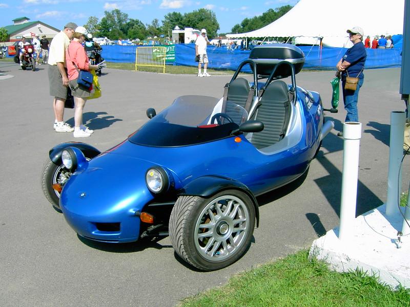 Its Not Flat Rally Vermont Mrob - Bmw 3 wheel car