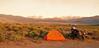 Owens Valley sunrise.