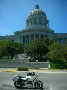 Missouri state capital in Jefferson City.