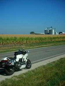Scene in western Missouri.