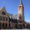 Cheyenne Wy, train station/musem