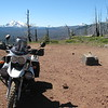 On top of Cache Mtn.