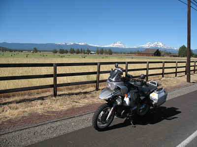 BMW MOA 2010 in Redmond Oregon