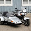 BMW GS sidecar outfit
